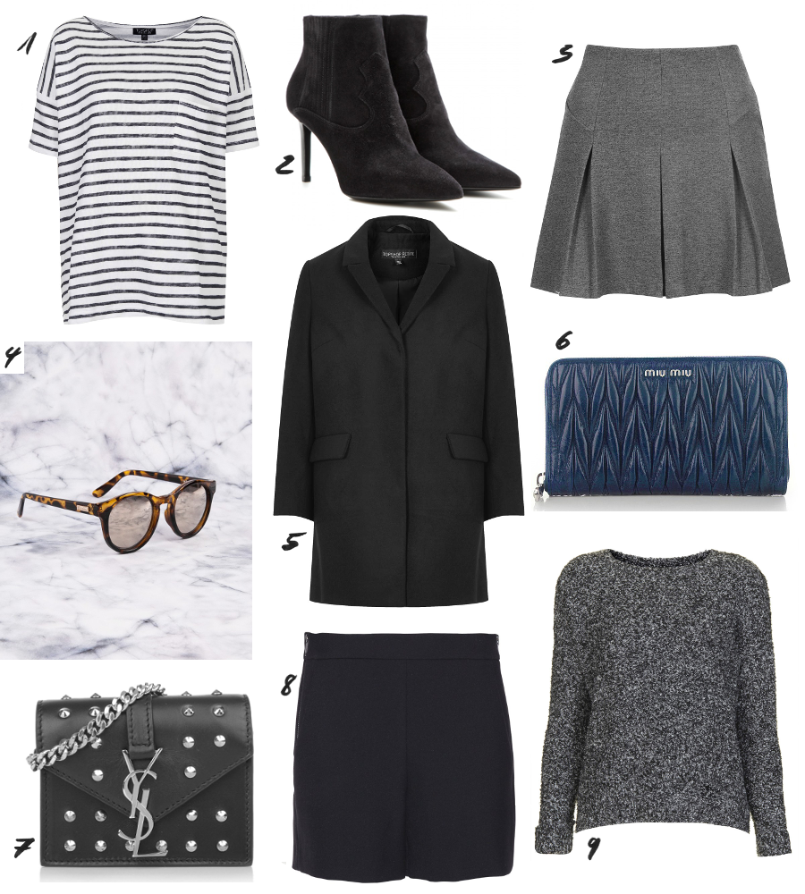 Black Grey Outfit Ideas