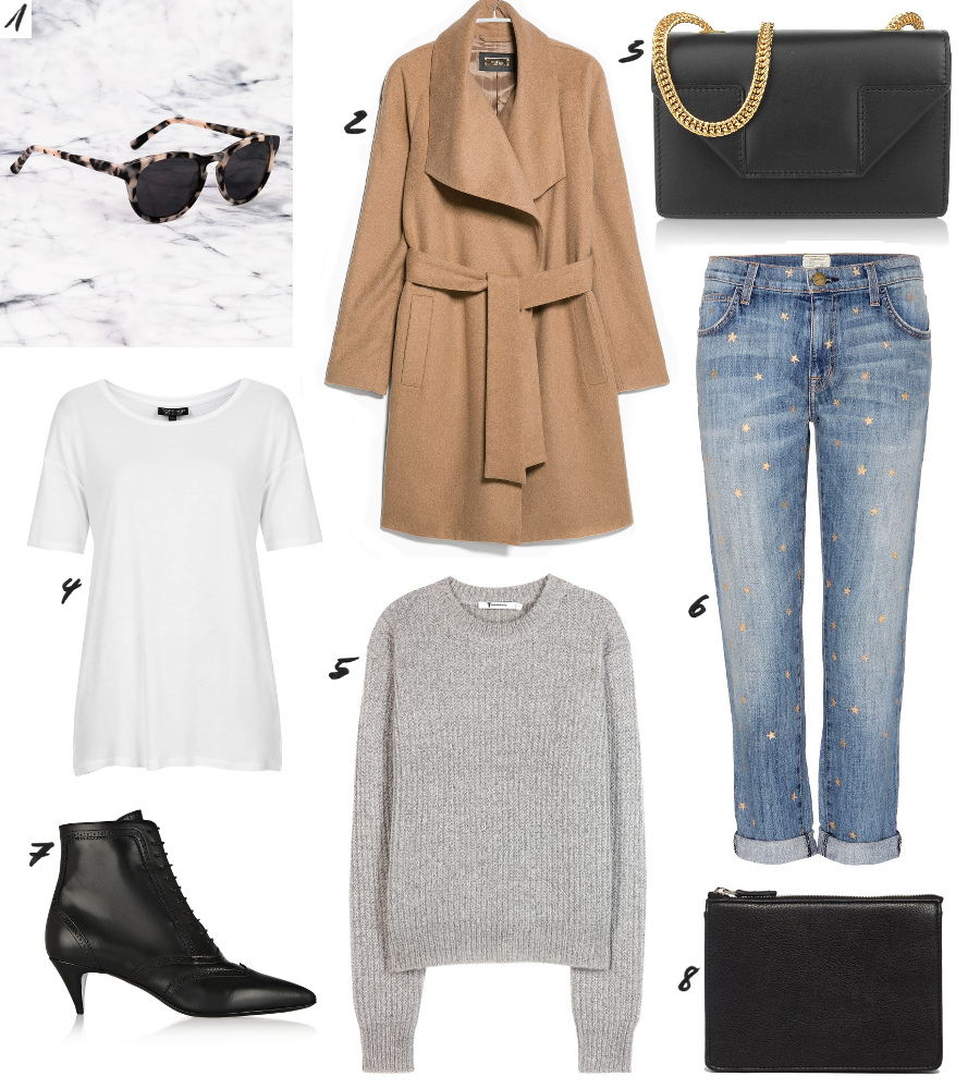 Camel Coat Outfit Ideas