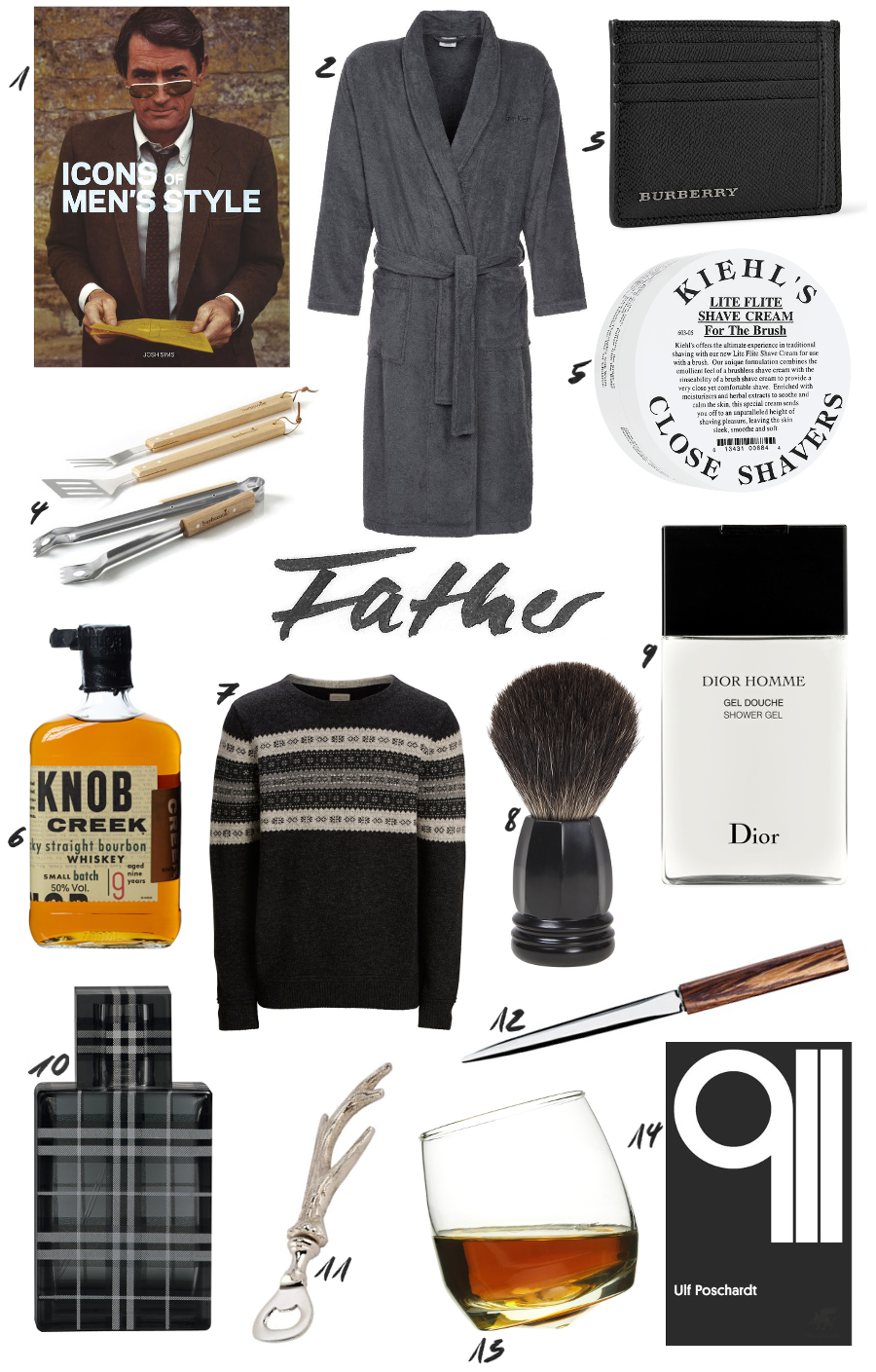 SHOPPING | Christmas Gift Ideas For Your Father | Christmas Gift ...