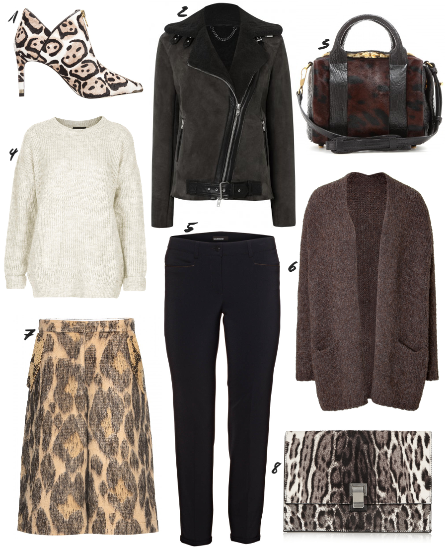 shopping picks leopard Outfit Ideas