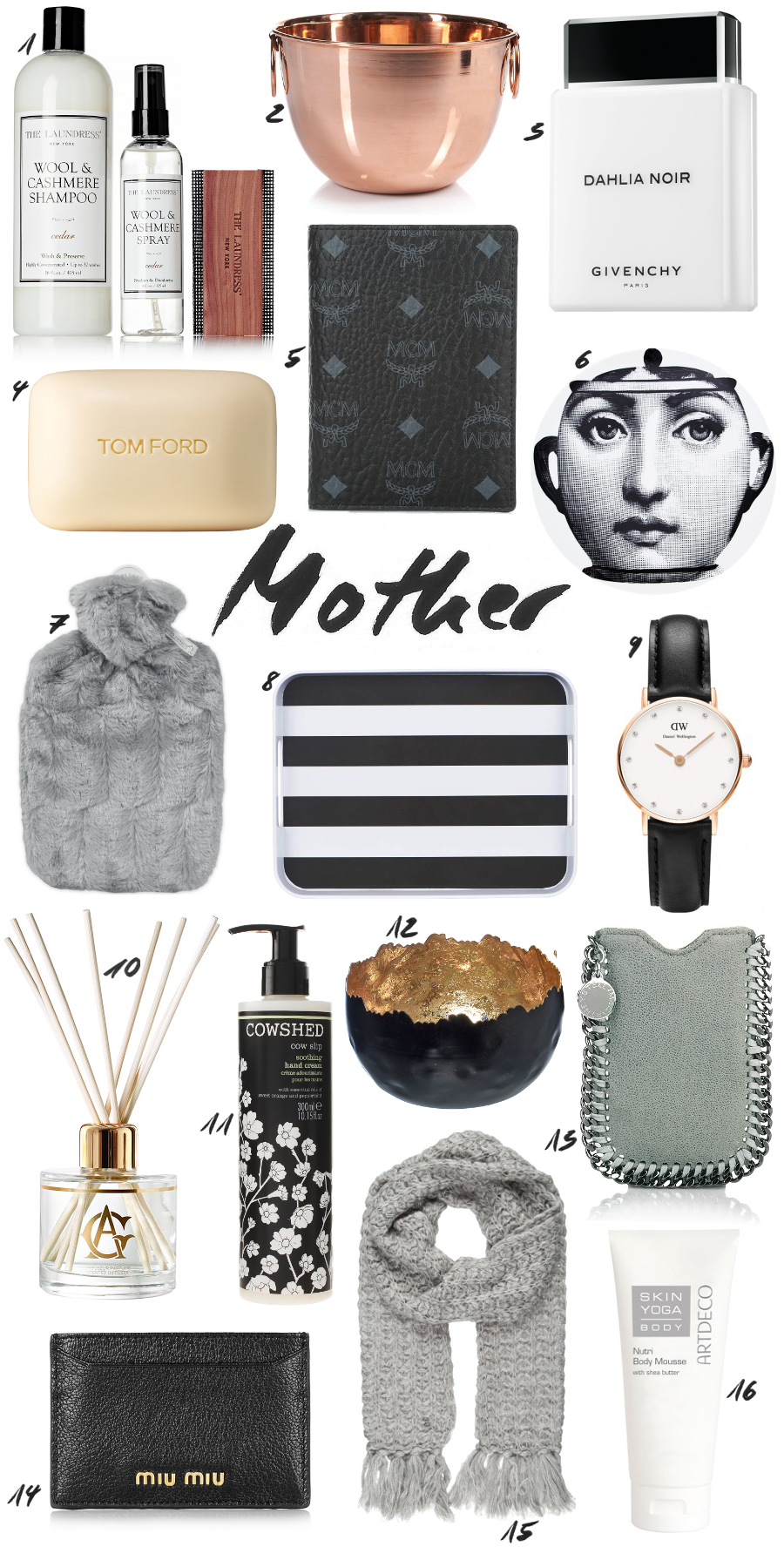 Christmas Gift Guide For Your Mother