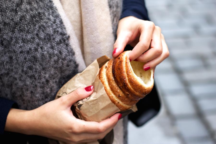 krusta bakery prague trdelnik