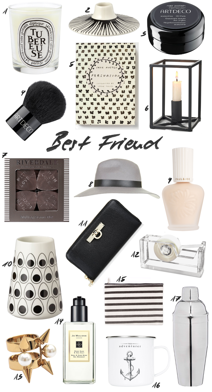Christmas Gift Guide For Your Best Friend