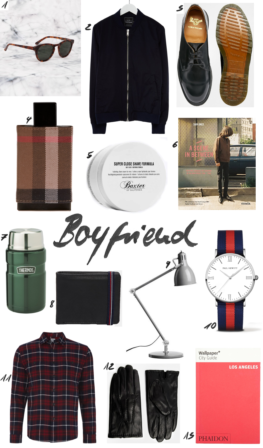 Christmas Gift Guide For Your Boyfriend