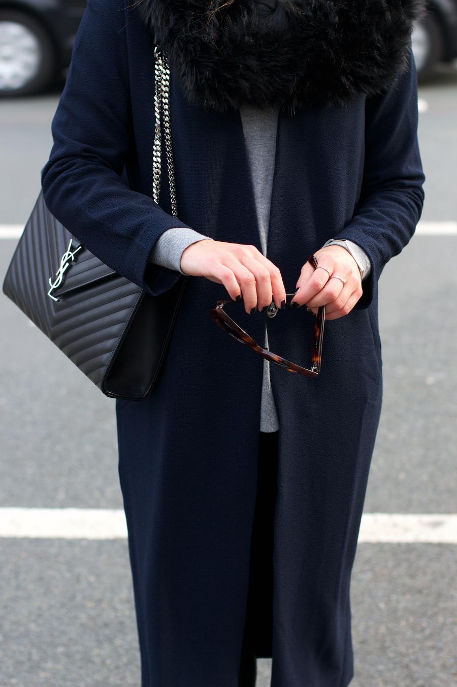 Saint Laurent Monogramme Asos Outfit