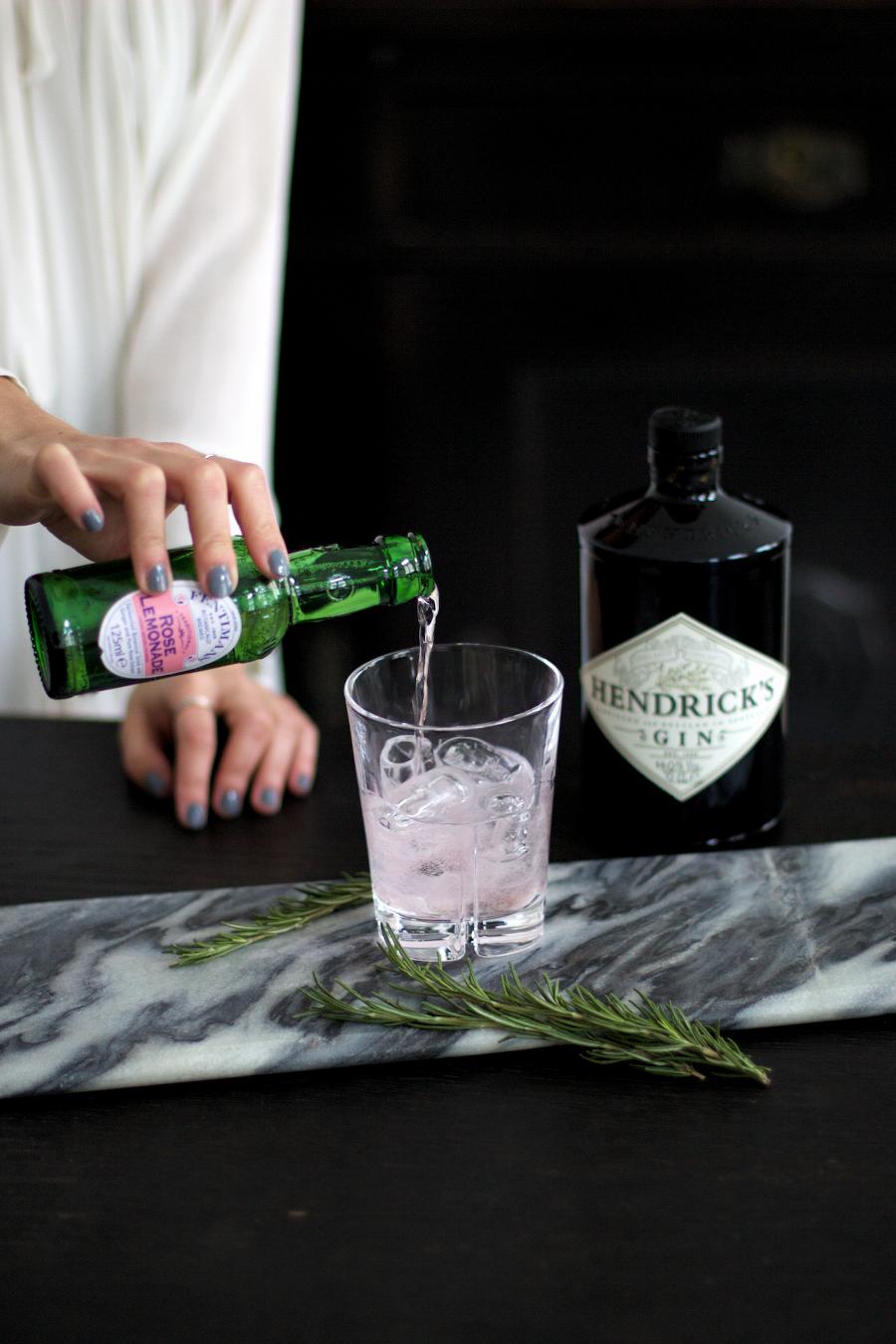 Schön Longdrink Rezepte Dekoration Von Rose Lemonade Cocktail The Dashing Rider