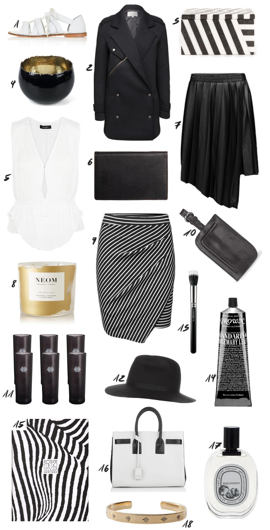 Dashing Rider Black White Style Ideas