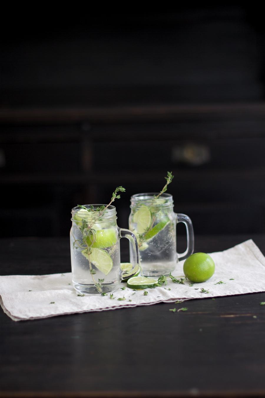 The Dashing Rider Elderflower Gin Cocktail