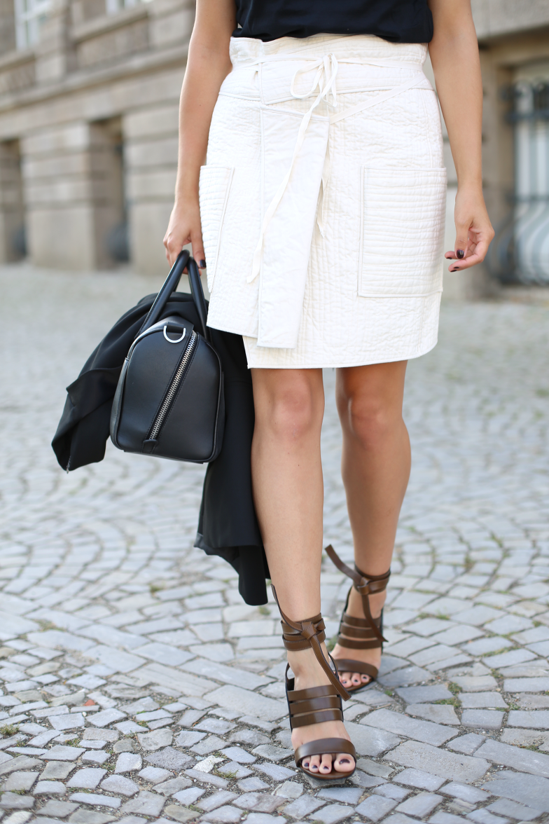 Isabel Marant Bird Wrap Skirt