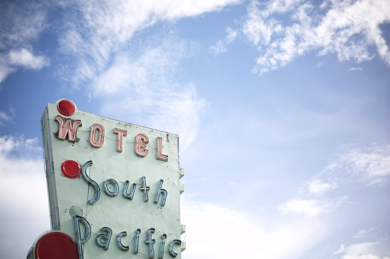 The South Pacific Motel Travel City Guide