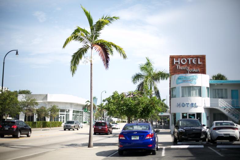 The Vagabond Motel Miami Travel City Guide