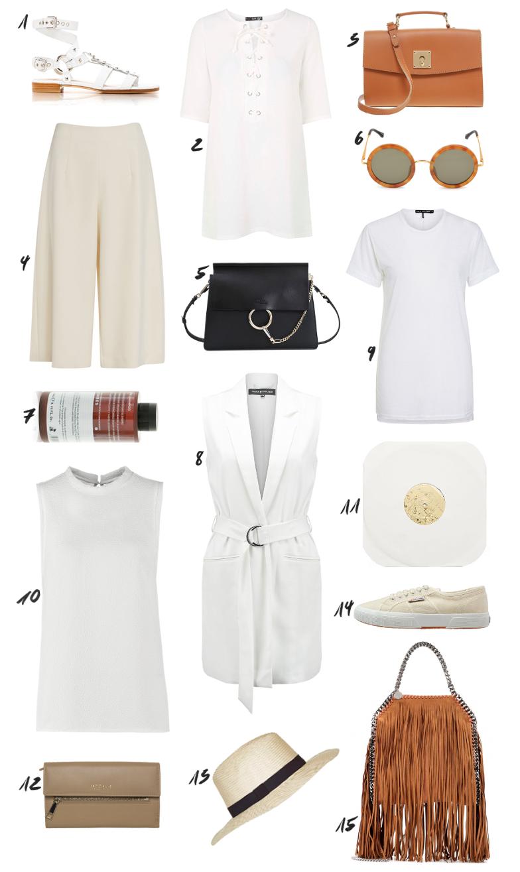 The Dashing Rider White Outfit Ideas