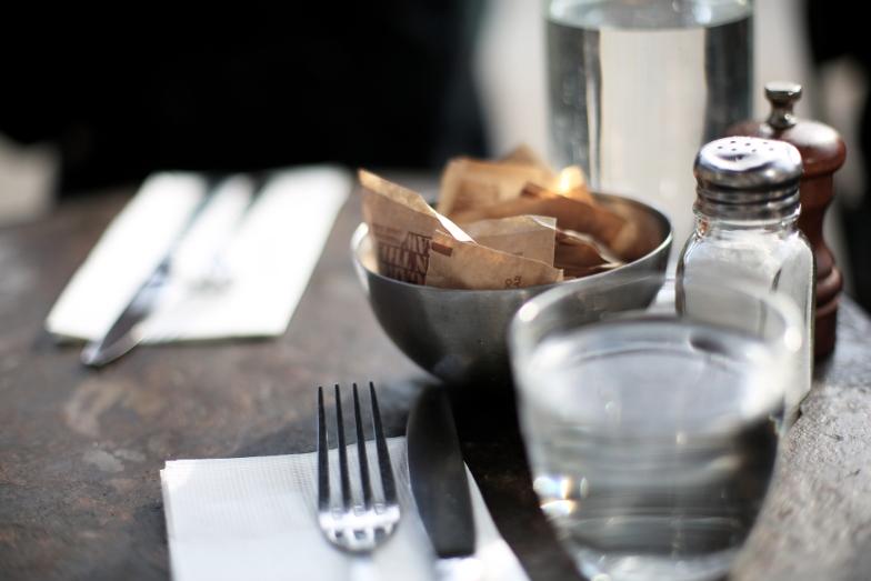 New York Food Five Leaves Bedford