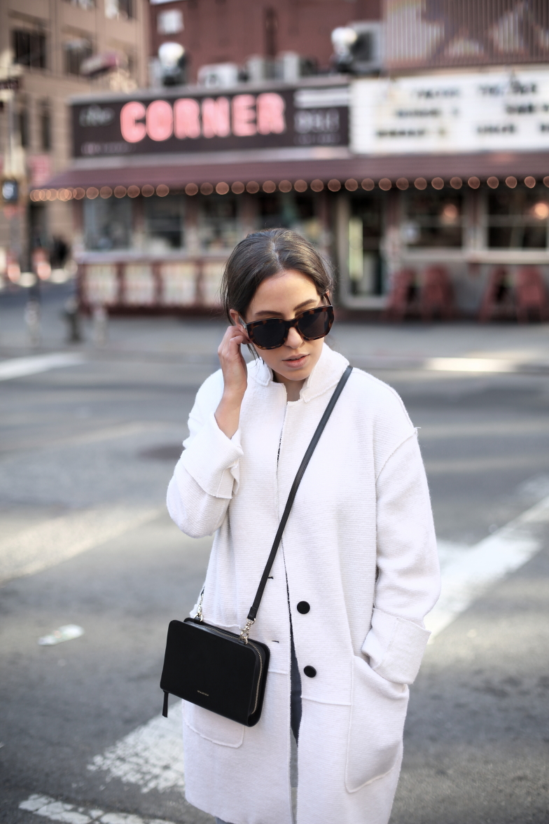 New York Fall Winter Outfit Blog