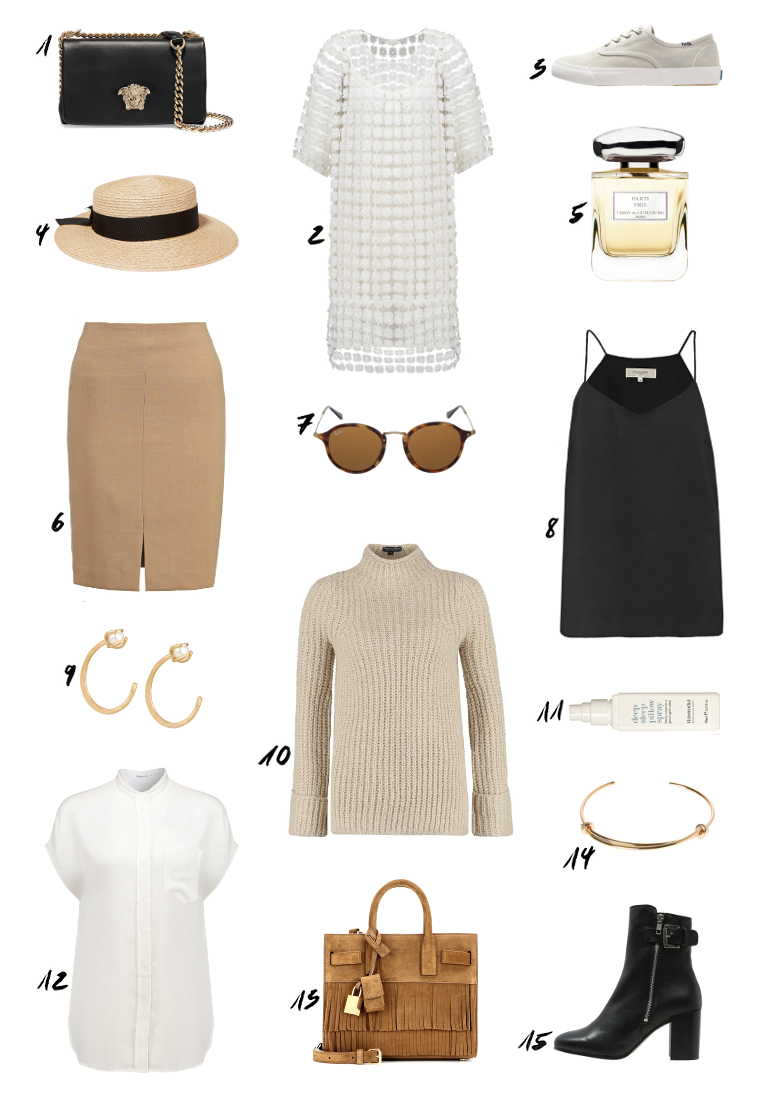 Spring Cruise Collection Favorites