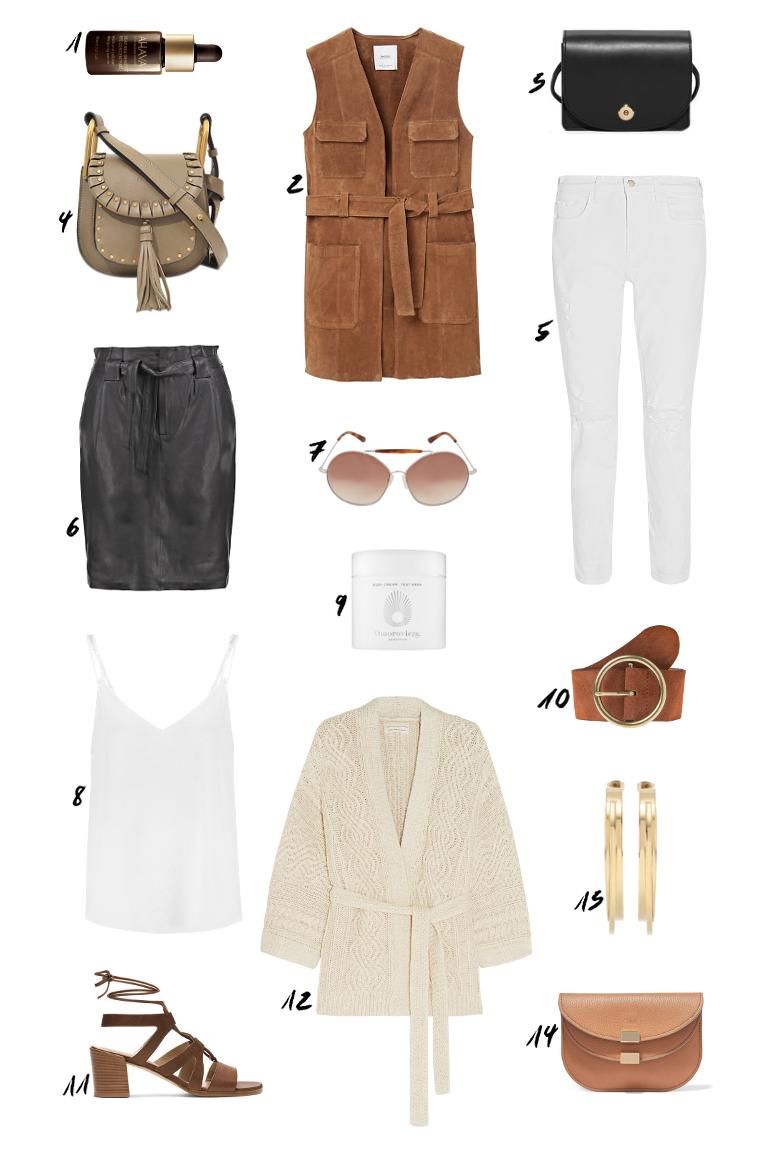 Boho Ethno Spring Outfit Idea