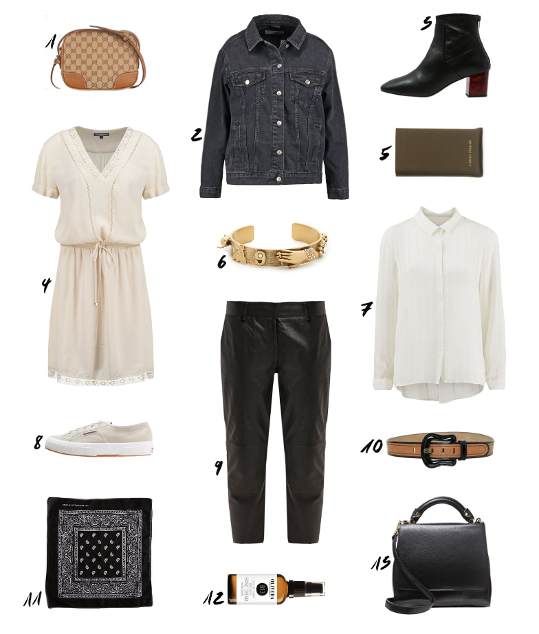 One Day Trip Spring Outfit