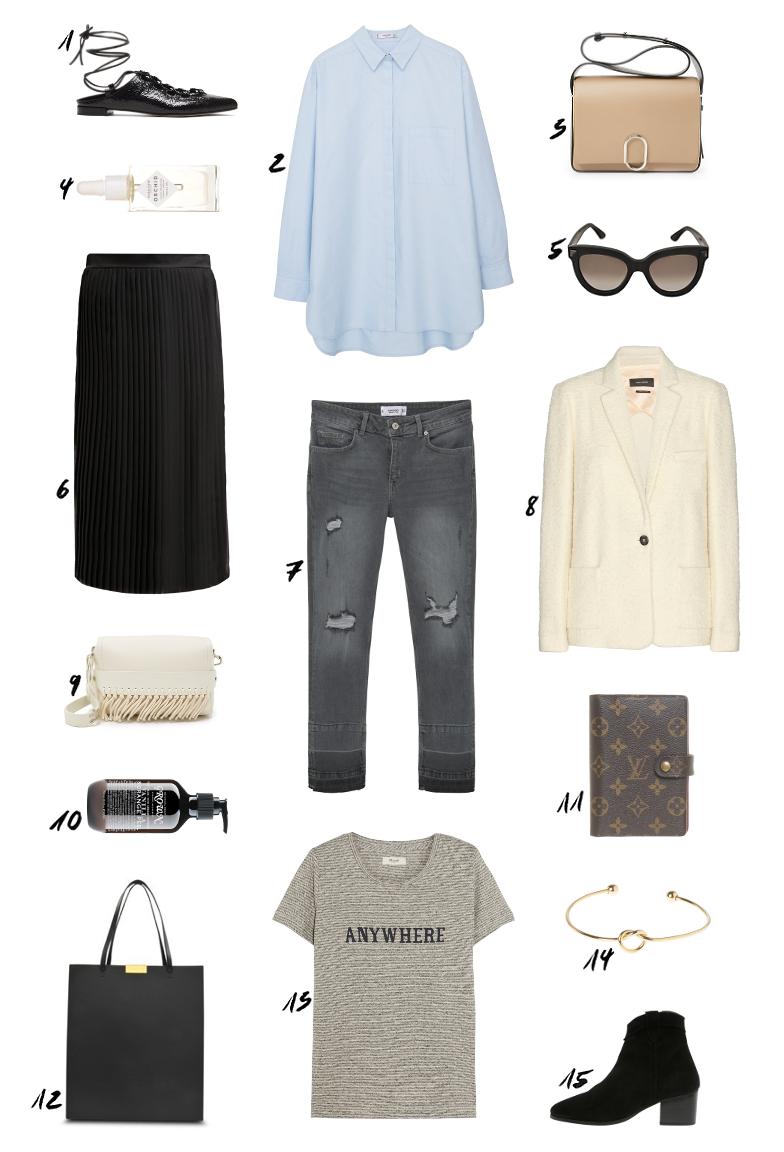 Spring Outfit Idea Frühlingsoutfit