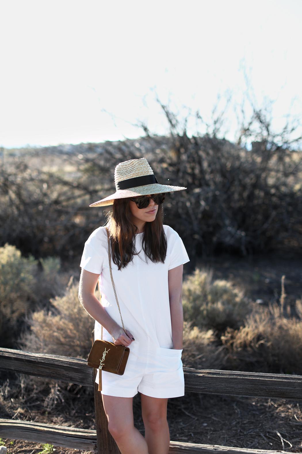 Roadtrip Outfit Saint Laurent Bag