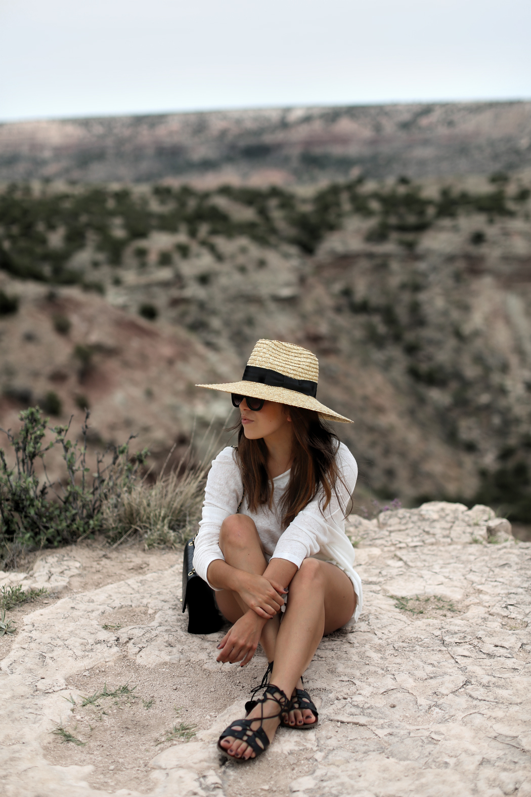 Palo Duro Canyon Outfit Blog