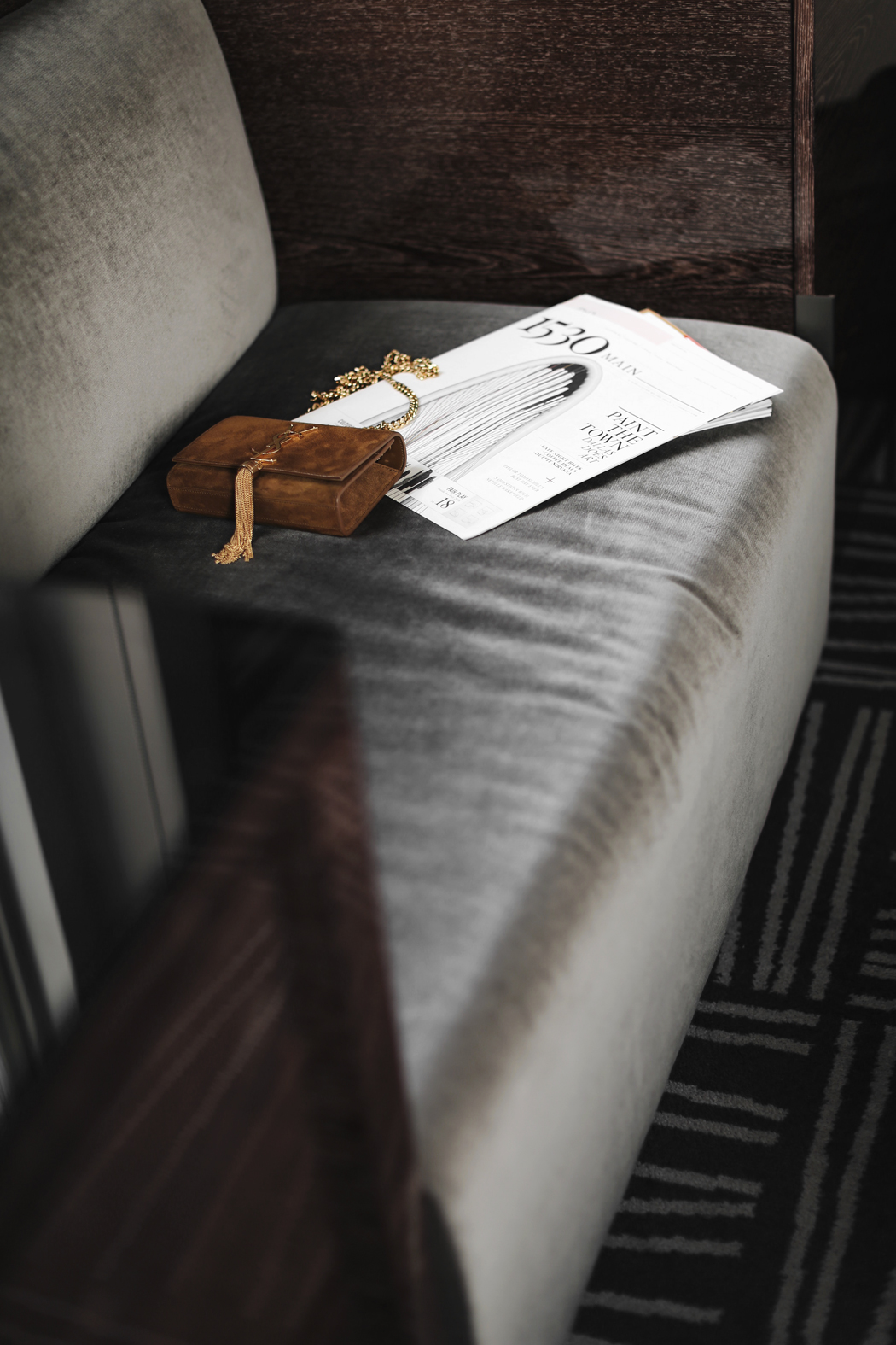 The Dashing Rider The Joule Hotel Dallas, Texas Review