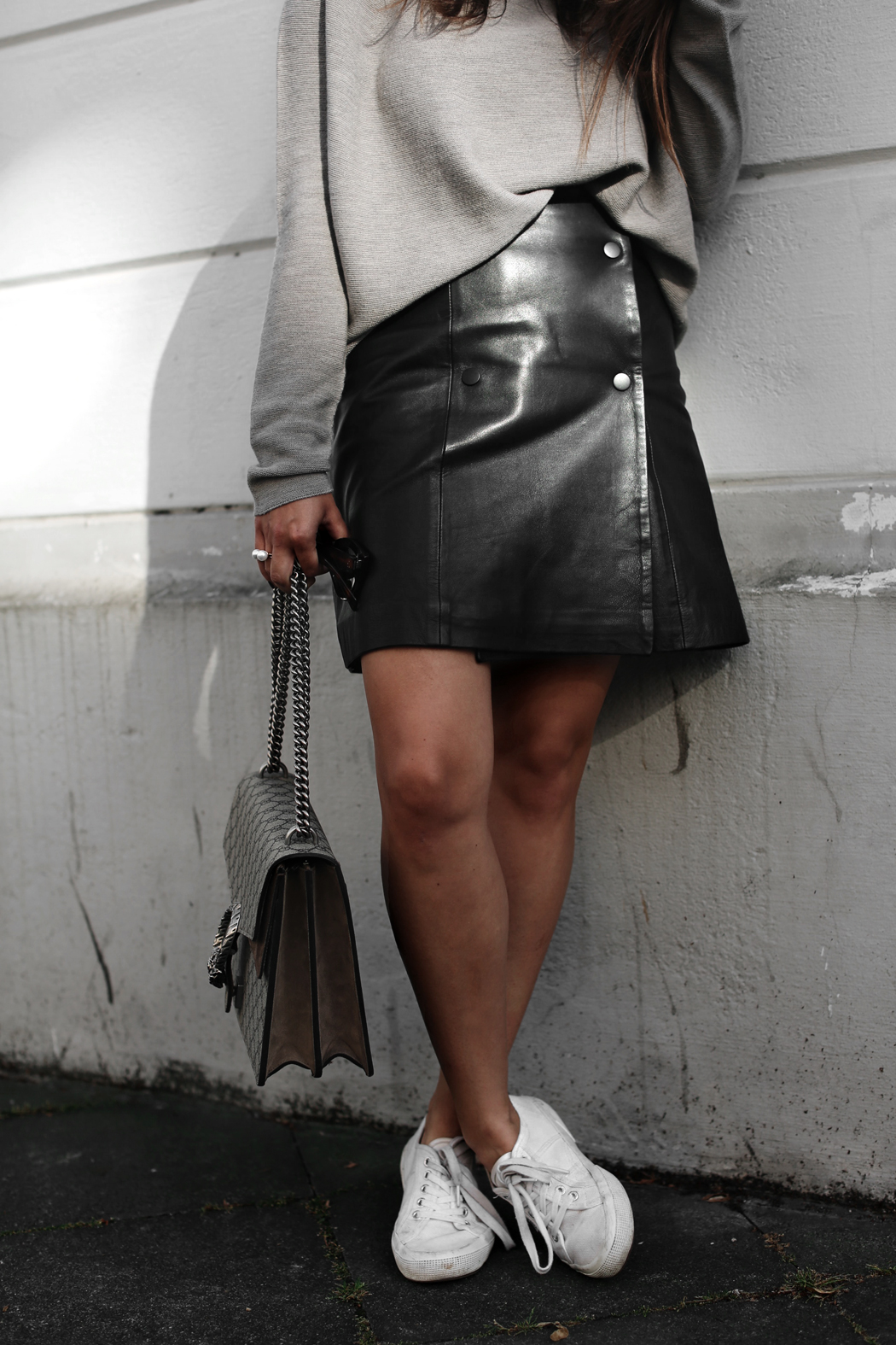 The Dashing Rider Gucci Supreme Dionysus Bag