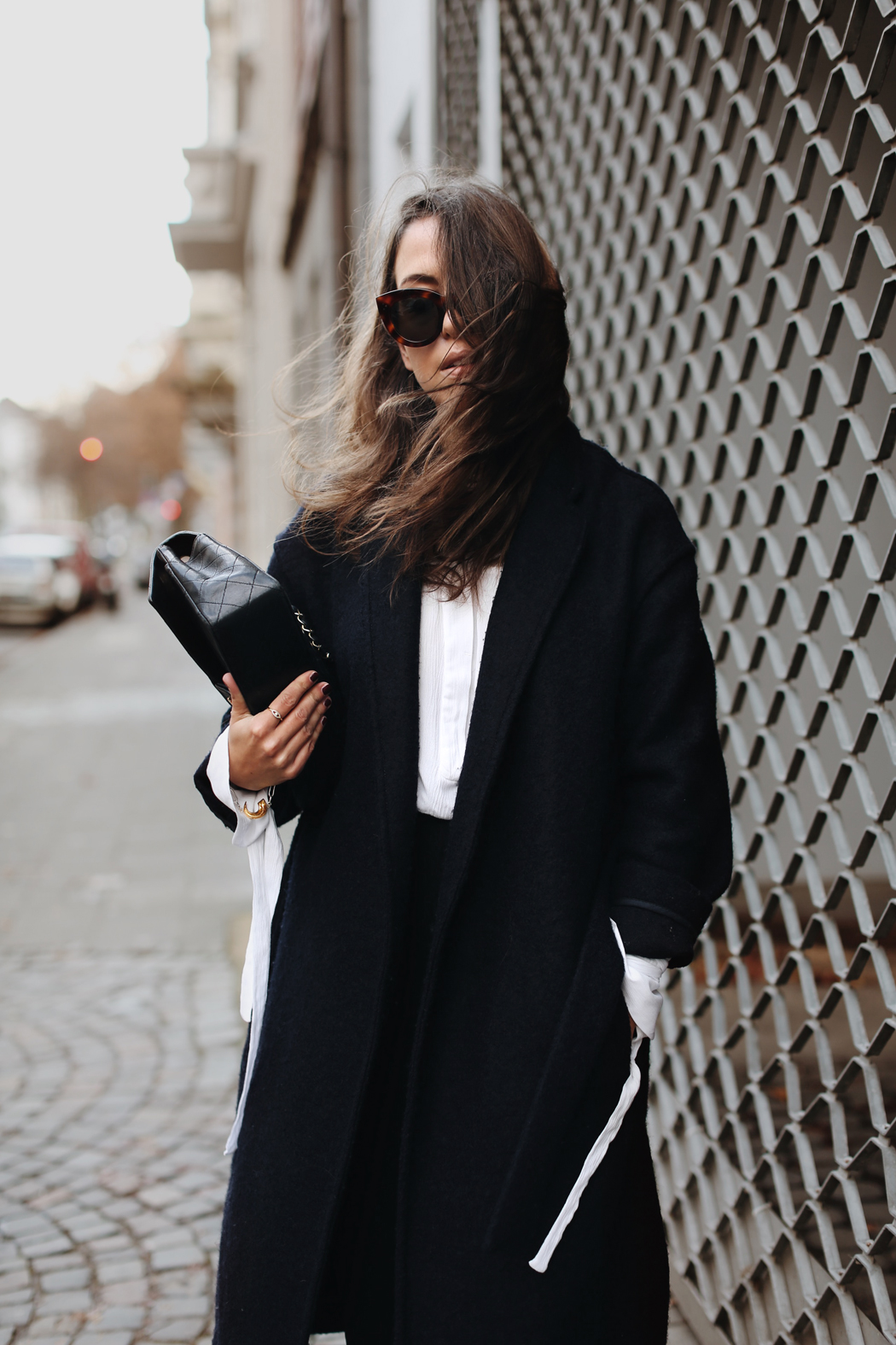 The Dashing Rider Coat Fall Outfit