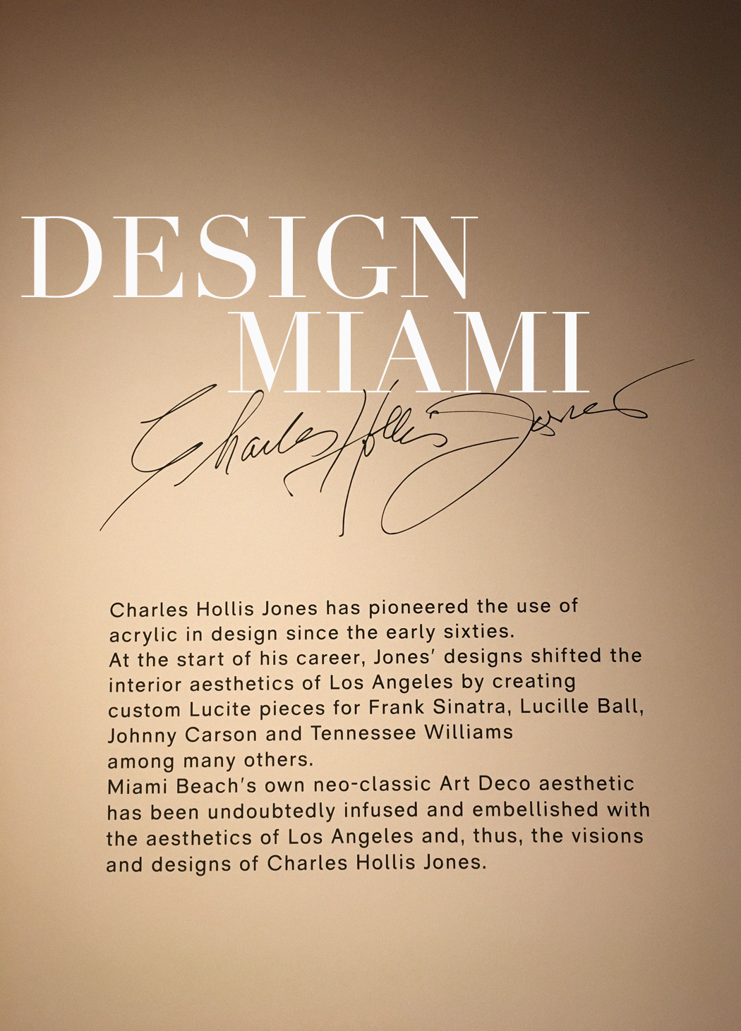 The Dashing Rider Design Miami Recap 2016
