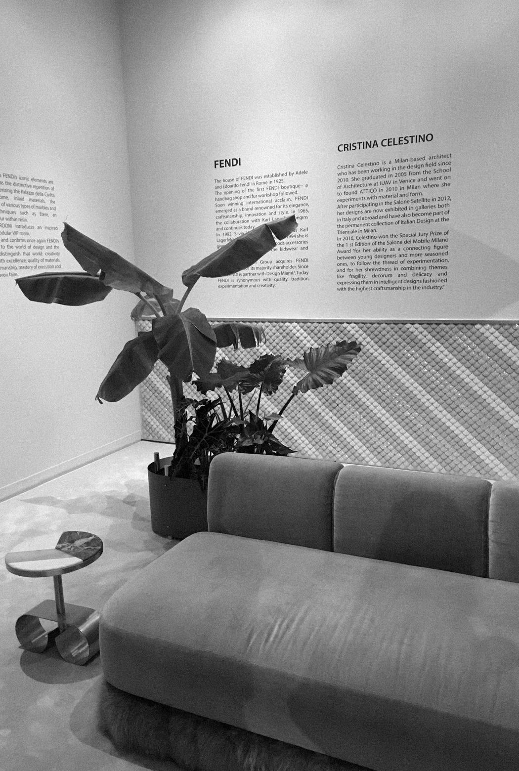 The Dashing Rider Design Miami Fendi