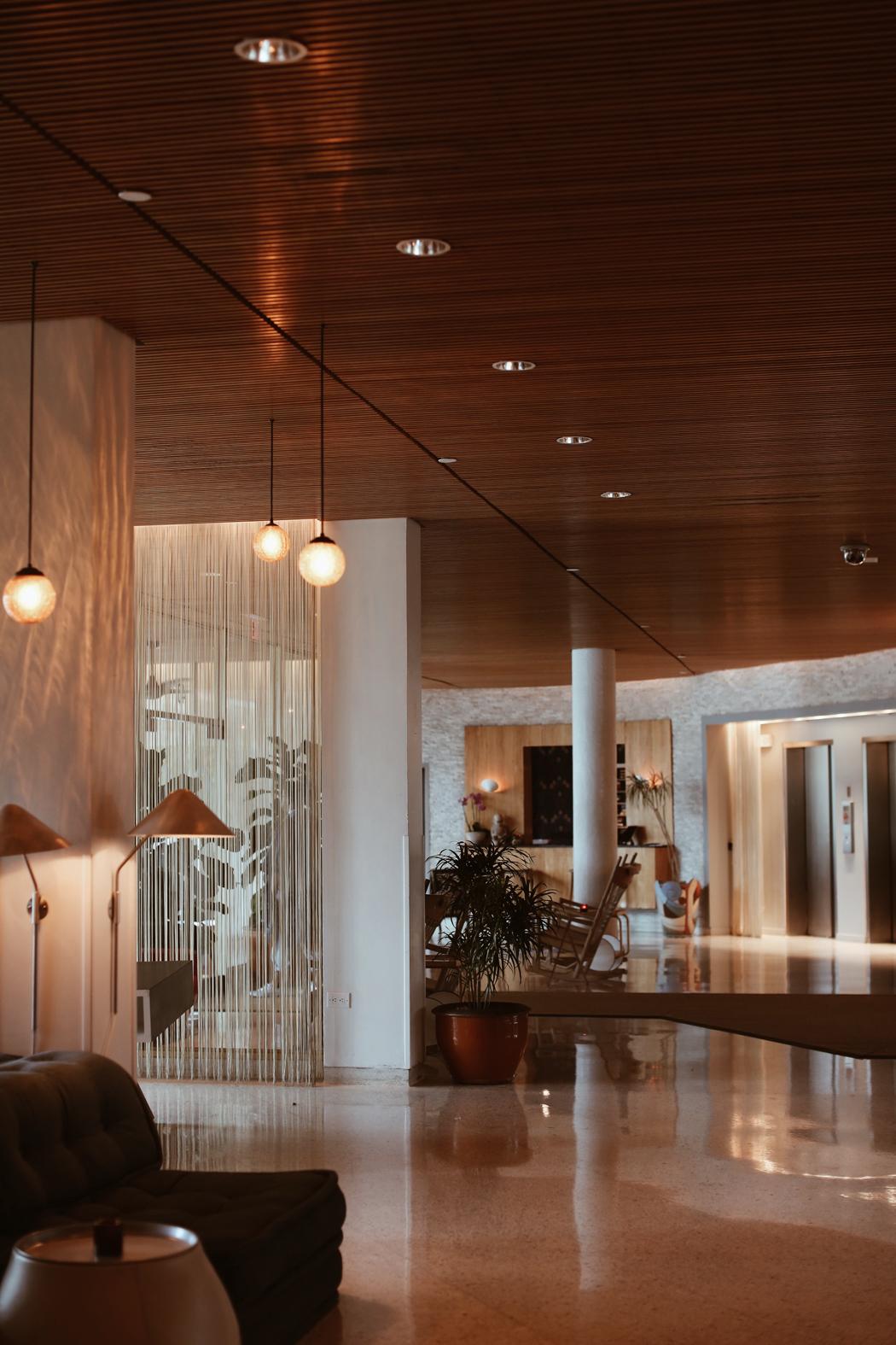 The Dashing Rider The Standard Hotel & Spa Miami Beach Editorial