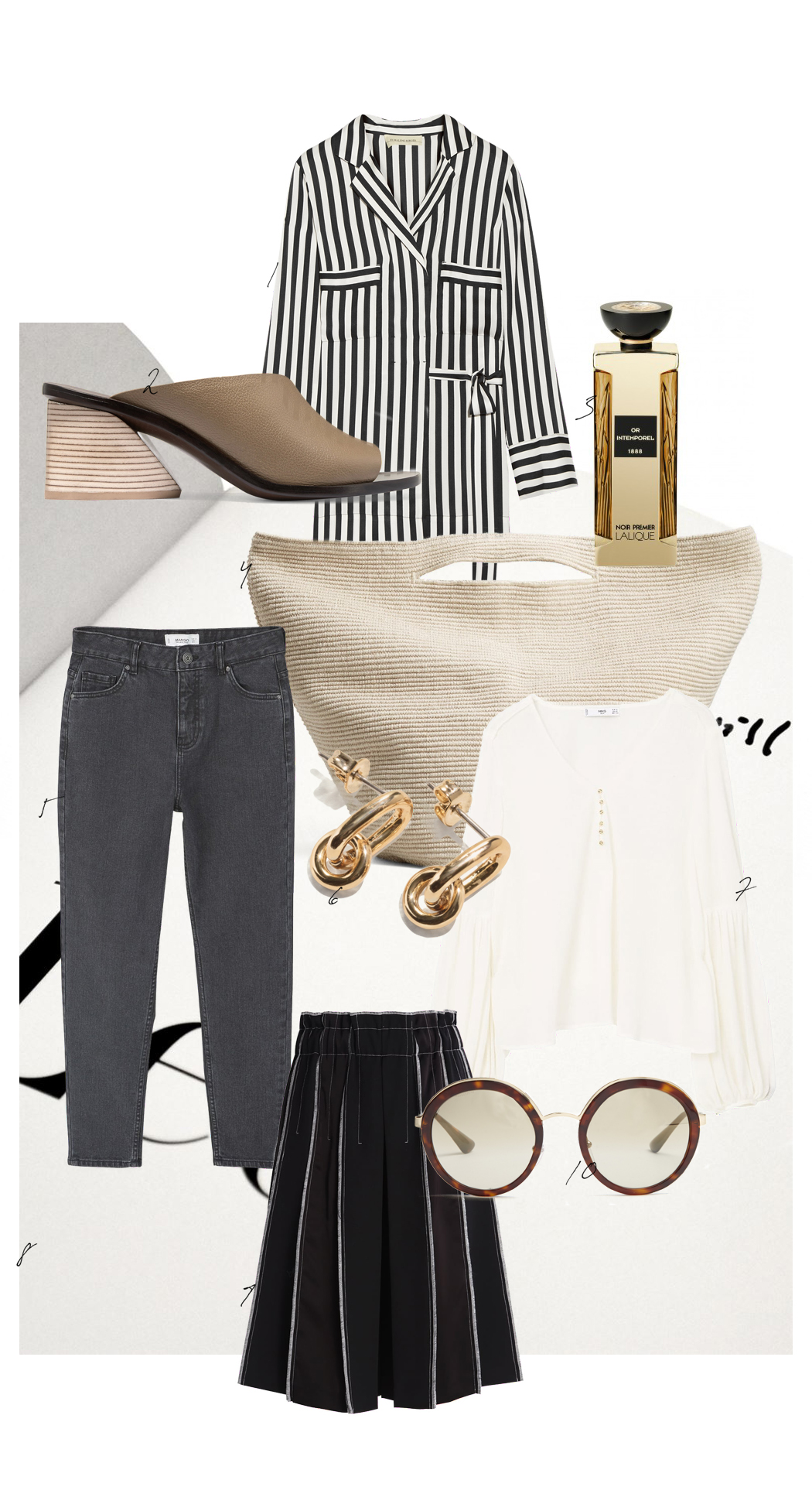 The Dashing Striped Spring Summer Style
