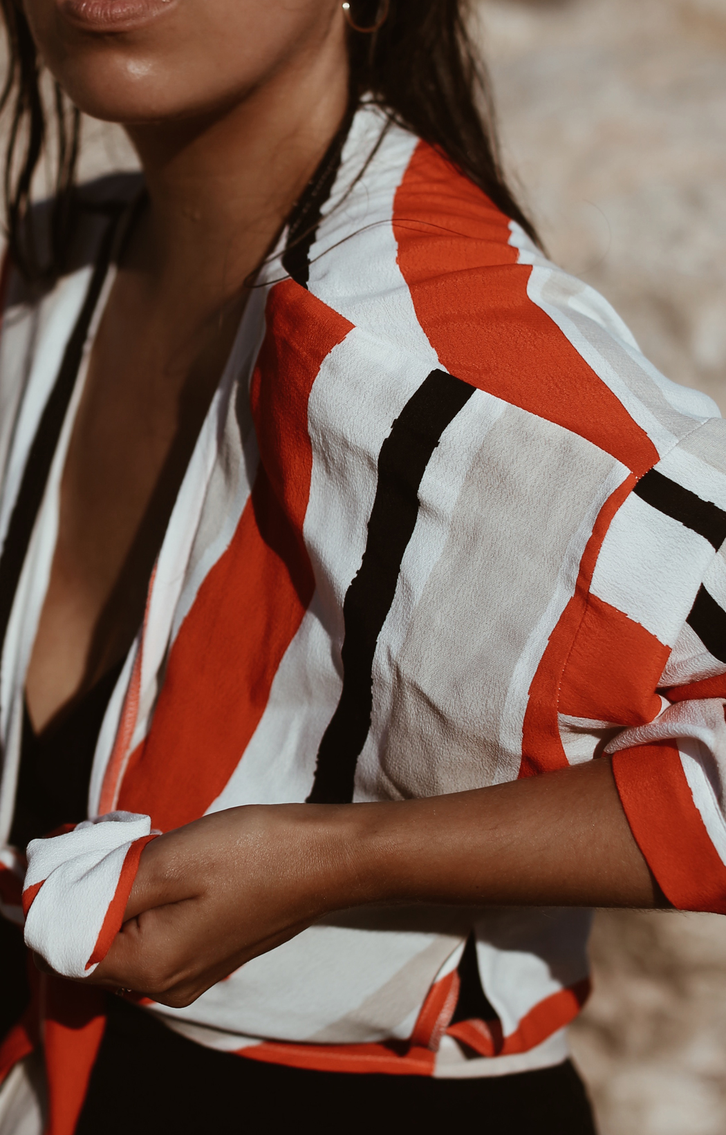 The Dashing Rider & Other Stories Blouse in Antibes