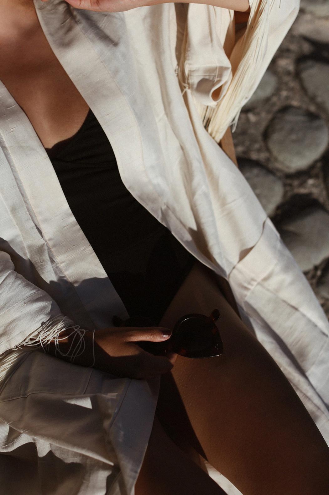 The Dashing Rider & Other Stories Silk Kimono