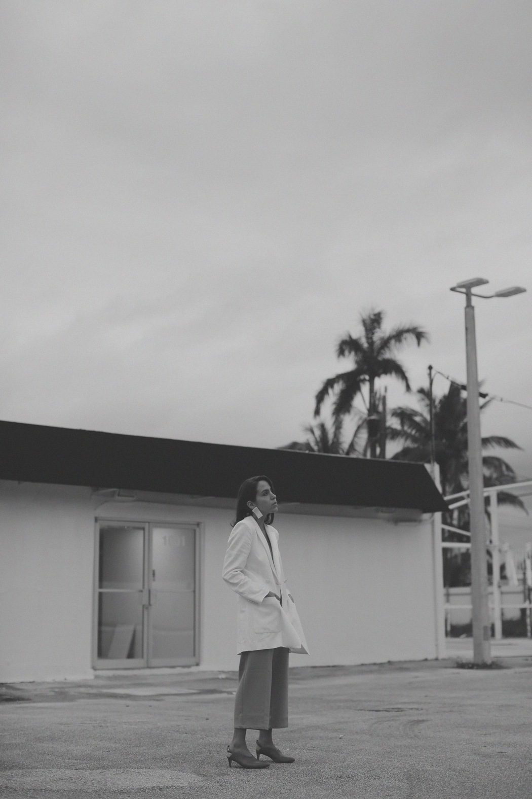 The Look - Fiona Dinkelbach wears ATP Atelier & Petite Studio in Miami