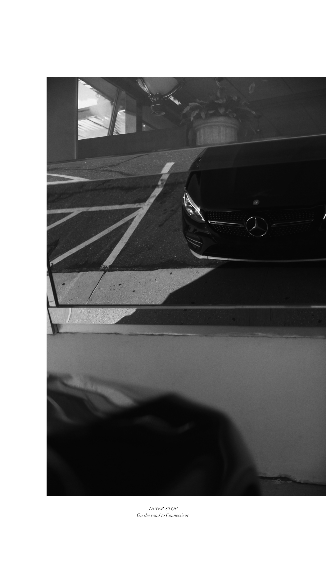 FROM NEW YORK CITY TO MONTAUK - A visual story with Mercedes-Benz