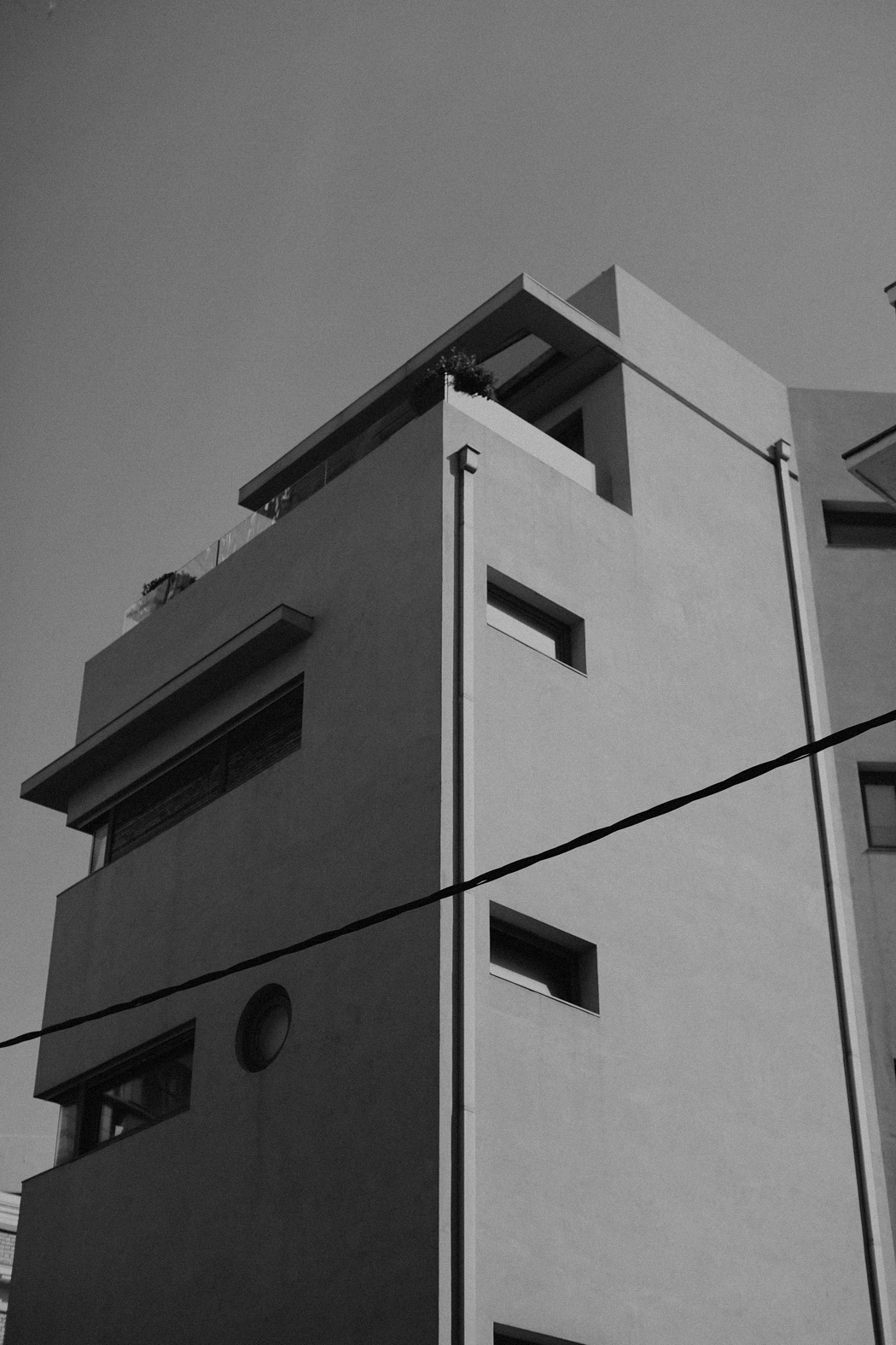BAUHAUS Architecture Tel Aviv, Israel - A visual guide by Fiona Dinkelbach