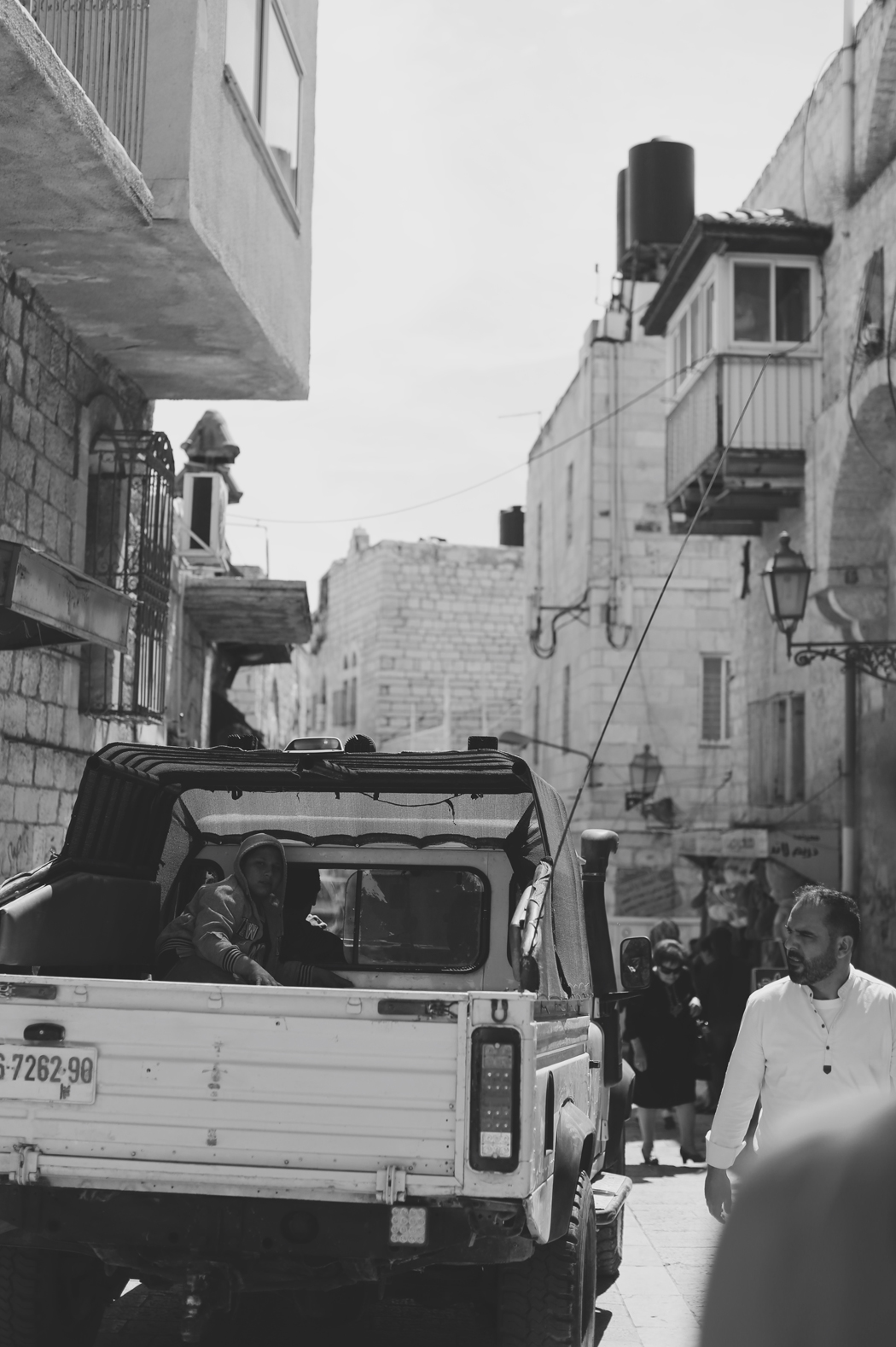Palestine Visual Diary - A series by Fiona Dinkelbach