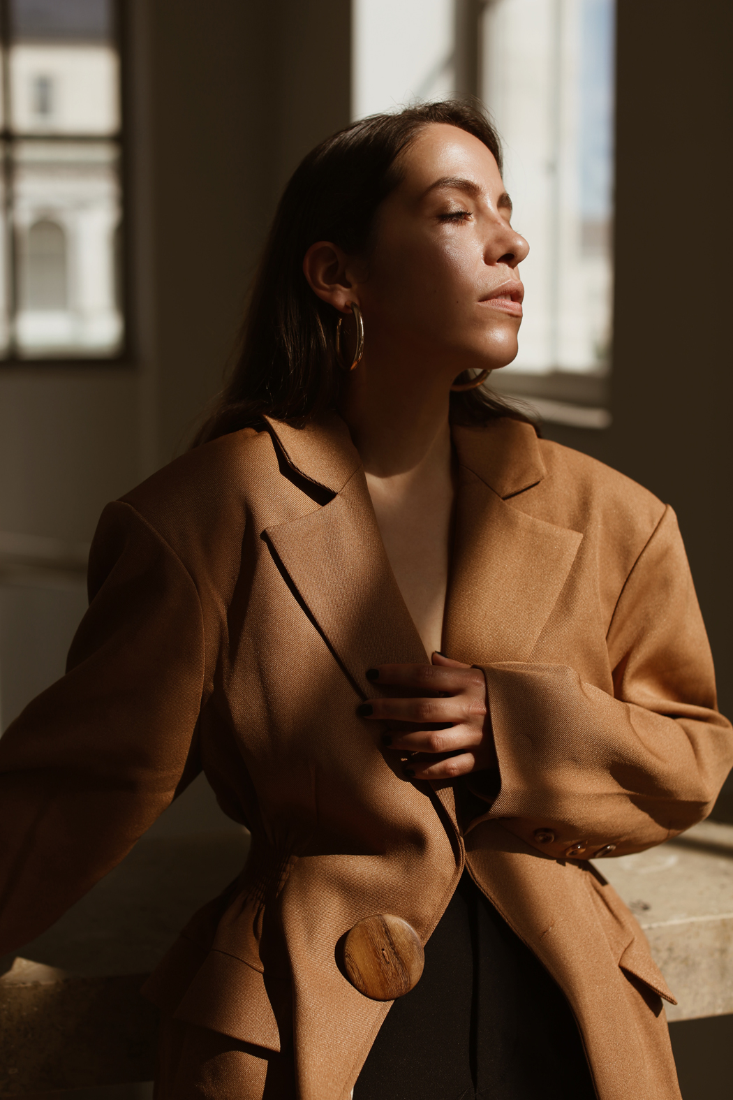 The Look: Outfit wearing the JH ZANE Pina Jacket - by Fiona Dinkelbach