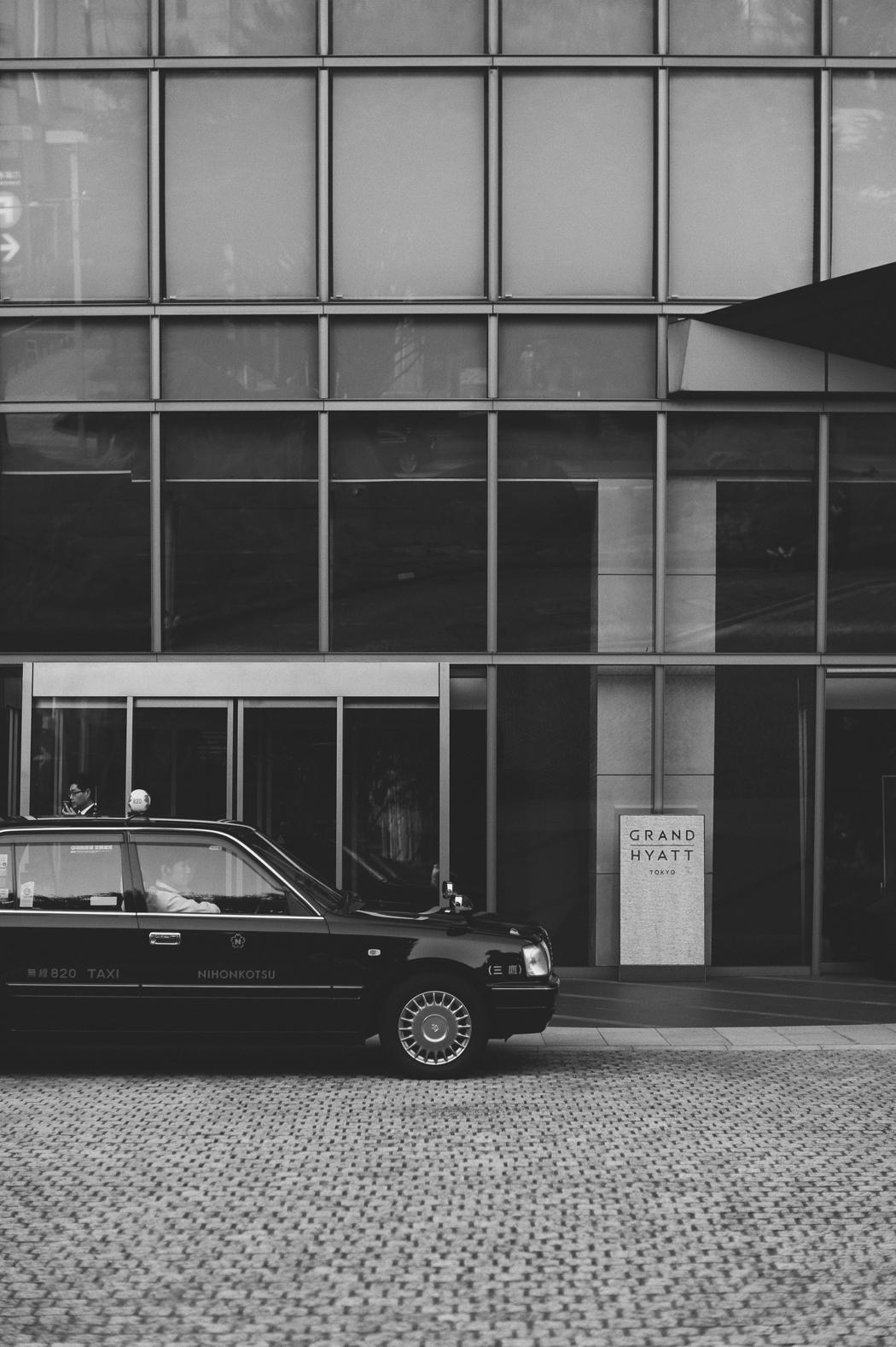 A visual Story: Grand Hyatt Tokyo - by Fiona Dinkelbach