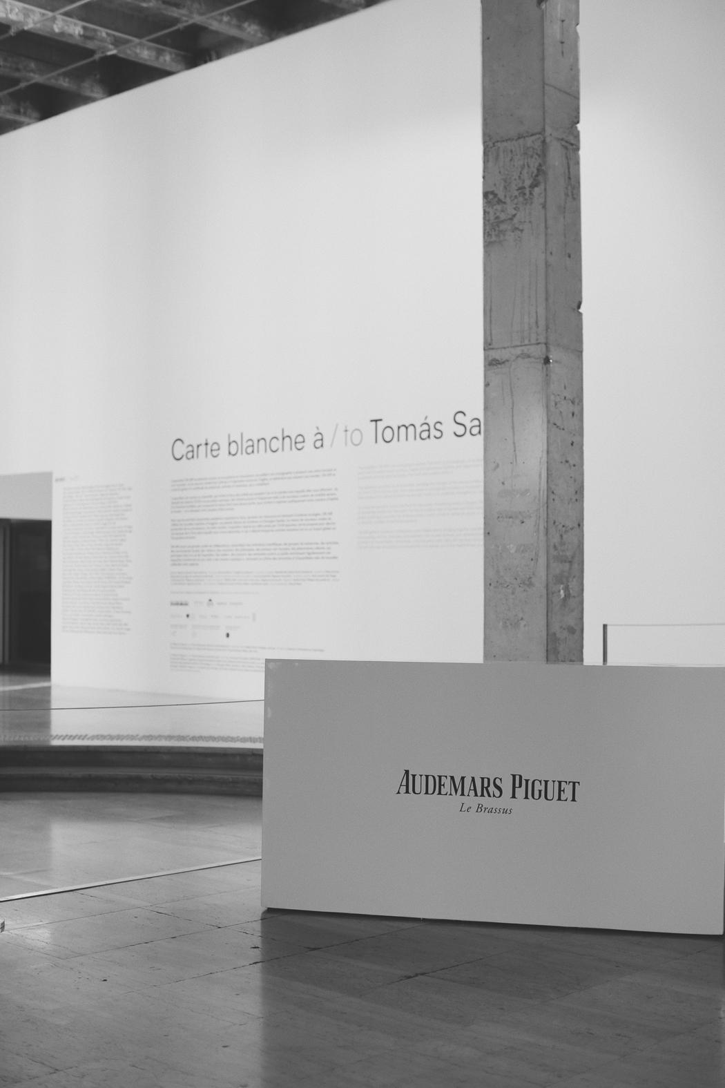 Tomas Saraceno Palais de Tokyo Exhibition - with Audemars Piguet - A visual story by Fiona Dinkelbach
