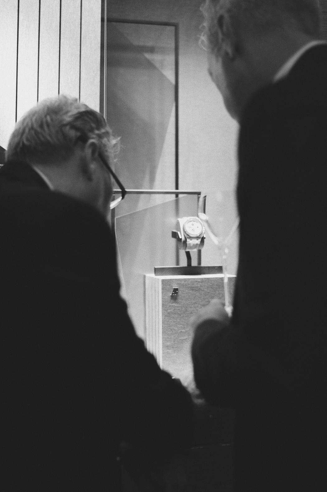 A Visual Story - Audemars Piguet Boutique Opening Frankfurt shot by Fiona Dinkelbach