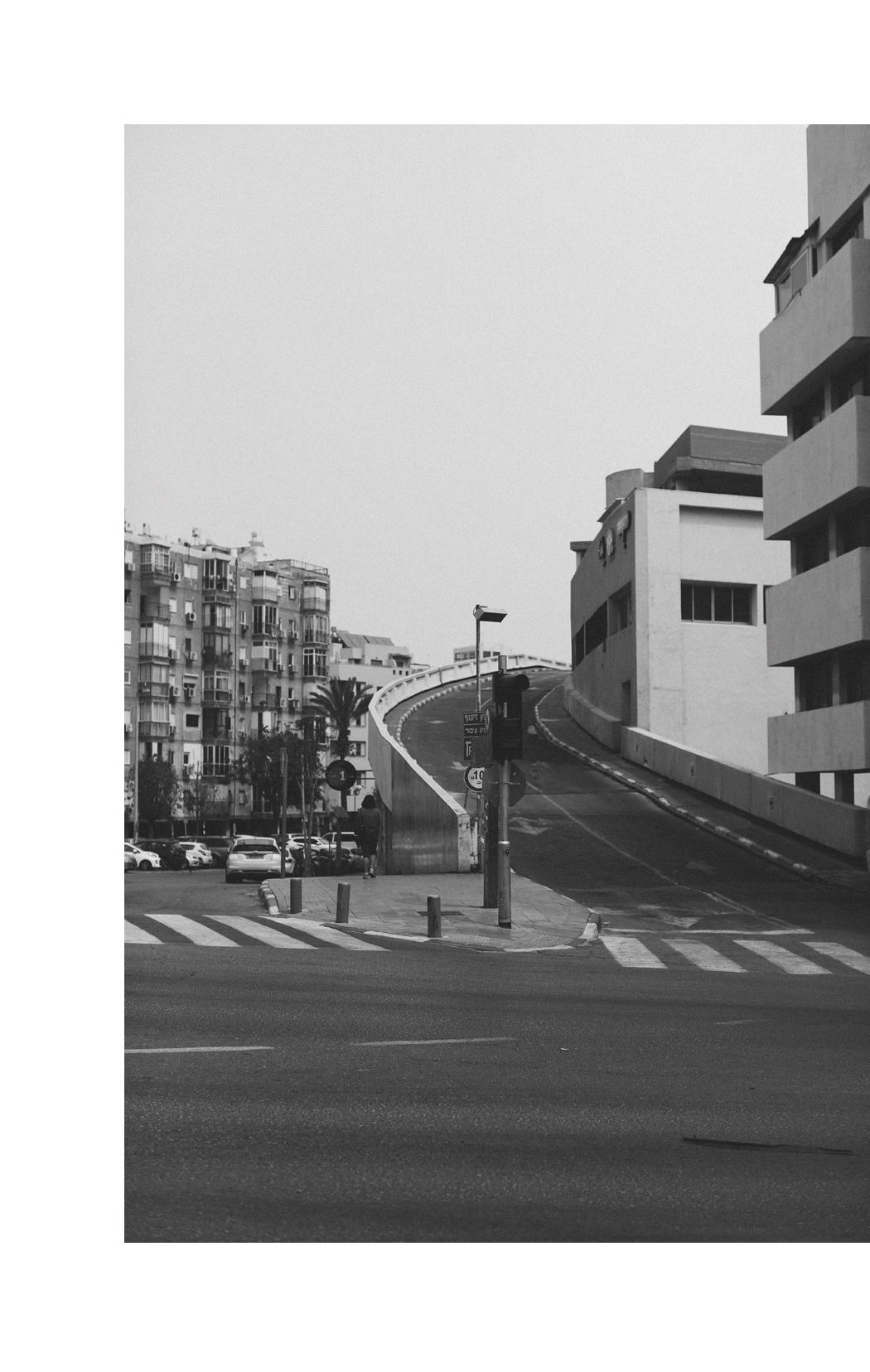 A Visual Story - Shot by Fiona Dinkelbach - Tel Aviv, Israel